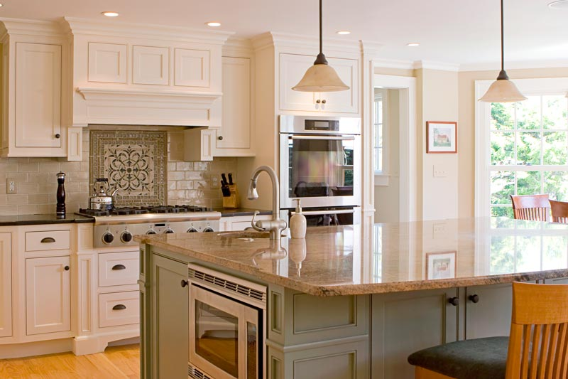 Pictures Of Remodeled Kitchens With Islands services - the finished edge