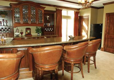 Bar Area Cabinets