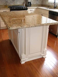 Cabinet Trims Trim On Kitchen Island