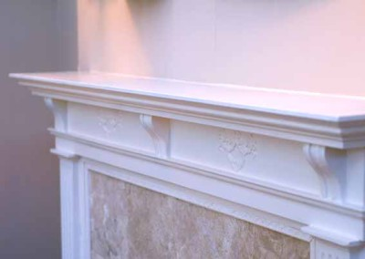 Fireplace Mantel Trim